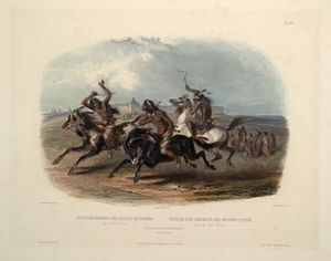 Karl Bodmer/Library of Congress