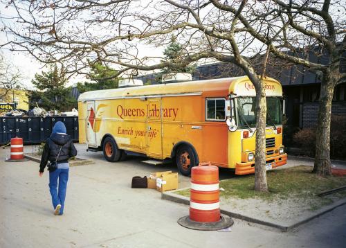 Biblioteksbuss