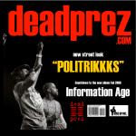 Dead Prez - Politrikkks Digi-Single (2008)