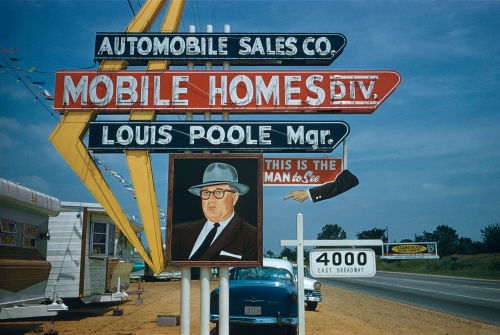 Outside Memphis, Tennessee, 1960