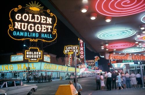 Golden Nugget, Las Vegas, Nevada, 1960
