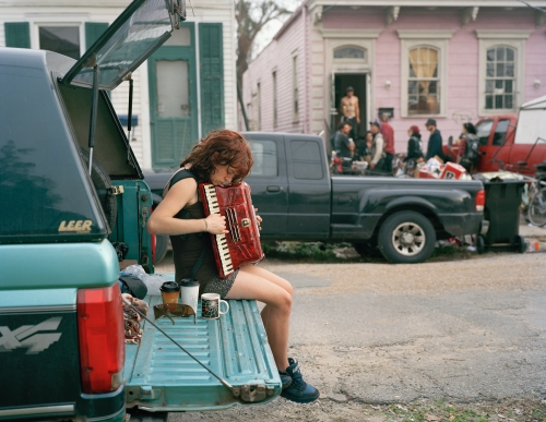Claire, 8th Ward, 2012