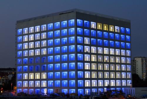 Beleuchtung Bibliothek