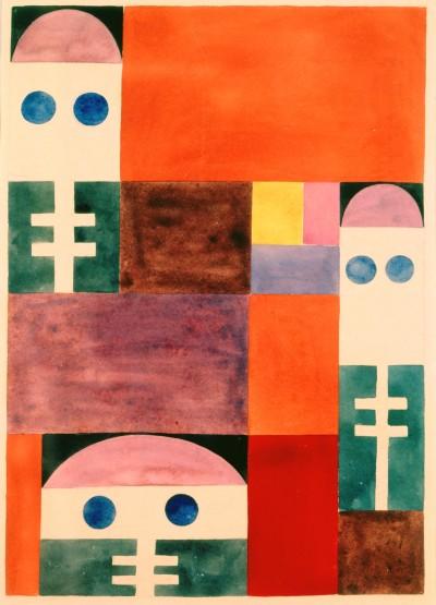 dada-afrika_p141-sophie-taeuber-arp-abstraktes-motiv-1917