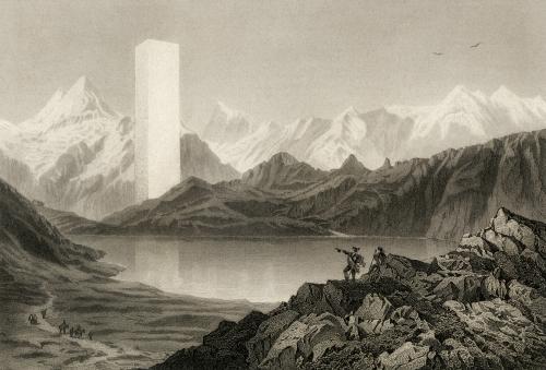 Loidl-Landschaftsradierungen-No06_Bachalpsee