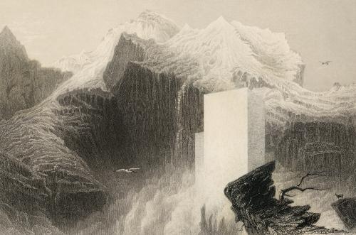 Loidl-Landschaftsradierungen-No29_Jungfrau