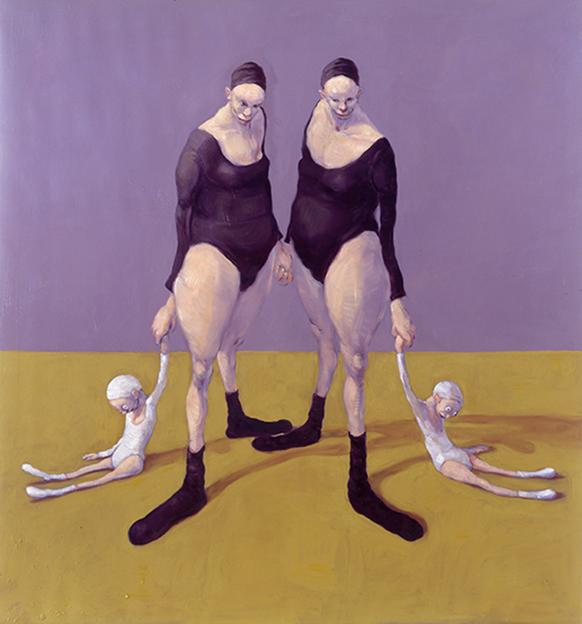Michael-Kvium_77_Double-Manifest-Painting_1998_web[1]